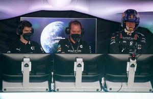 Extreme E command centre Rosberg X Racing