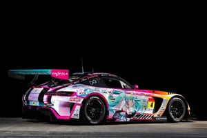 GOODSMILE RACING 2021 SUPER GT Livery