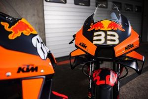 Motor van Brad Binder, Red Bull KTM Factory Racing