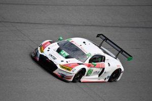 #42 NTE Sport Audi R8 LMS GT3, GTD: Alan Metni, Andrew Davis, JR Hildebrand, Don Yount