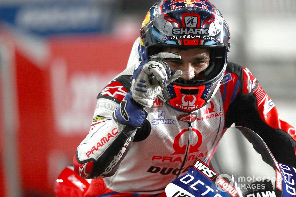 GP de Doha 2021 - Jorge Martin, Pramac Racing
