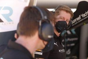 Un ingénieur de Rosberg X Racing