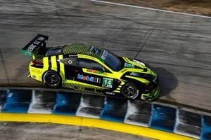 #14 VasserSullivan Lexus RC F GT3, GTD: Aaron Telitz, Jack Hawksworth, Kyle Kirkwood