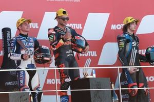 Hector Garzo, Pons HP40, Jorge Martin, Red Bull KTM Ajo, Marco Bezzecchi, Sky Racing Team VR46