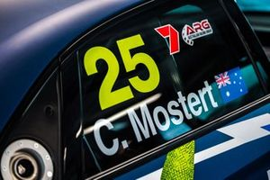 Chaz Mostert, Melbourne Performance Centre Audi RS 3 logo