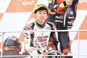 Terzo classificato Ai Ogura, Honda Team Asia