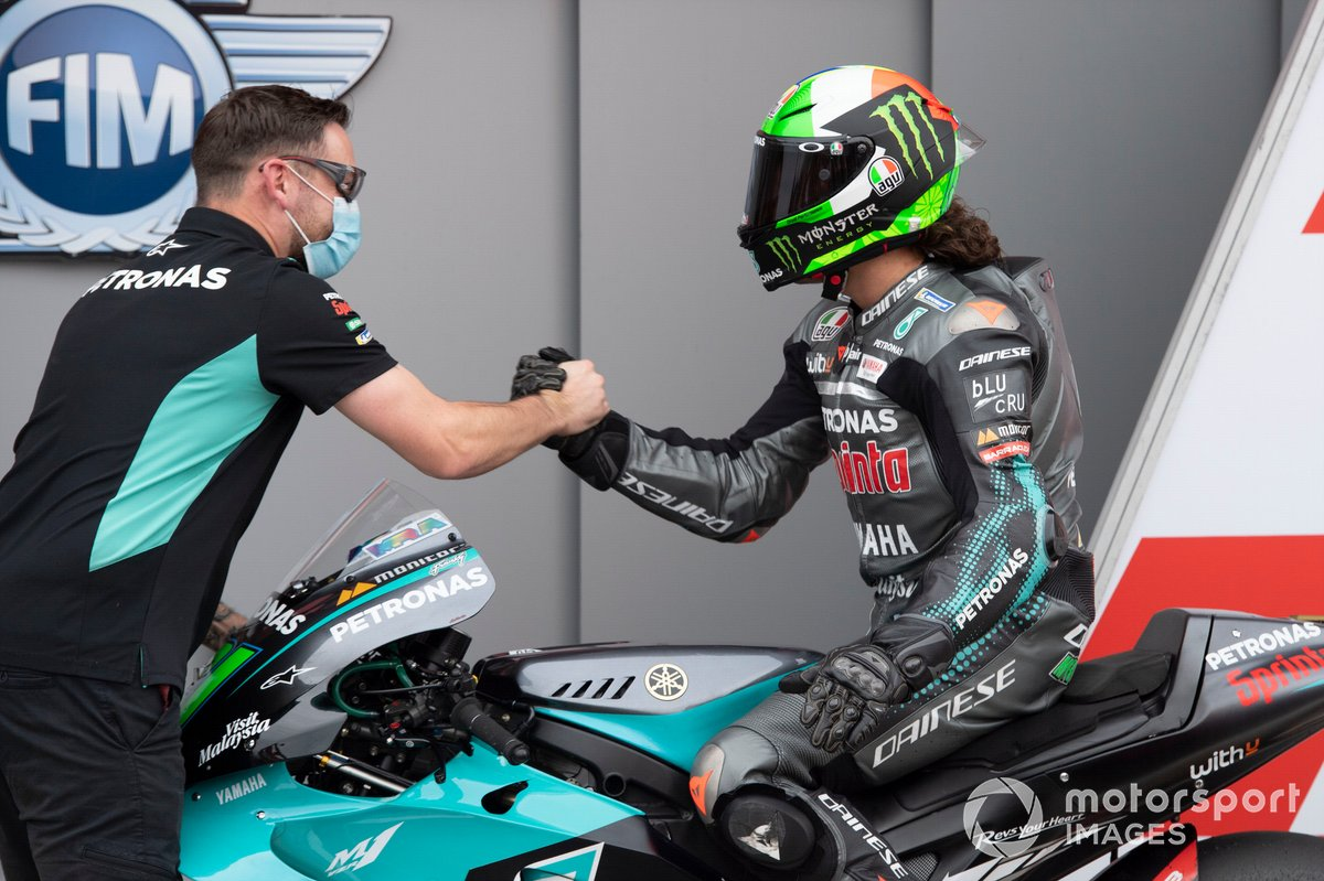 GP de Valencia 2020 - Franco Morbidelli, Petronas Yamaha SRT