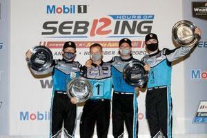 #16 Wright Motorsports Porsche 911 GT3 R, GTD: Ryan Hardwick, Patrick Long, Jan Heylen