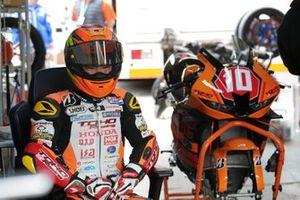國峰啄磨(TOHO Racing)