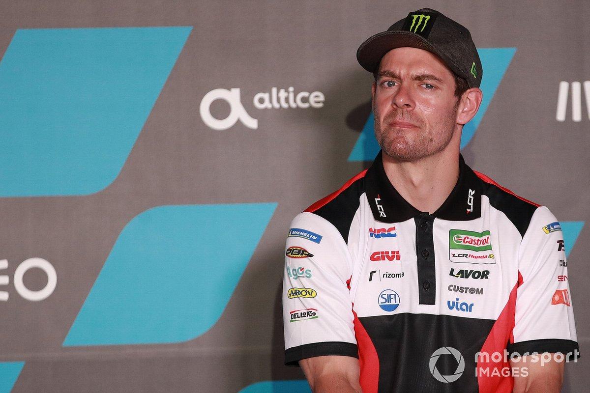 Cal Crutchlow (2020, última temporada en MotoGP)