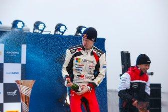Podium : Kalle Rovanperä, Toyota Gazoo Racing
