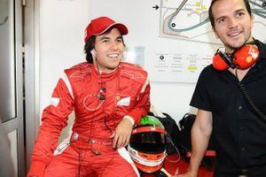 Sergio Perez, Ferrari