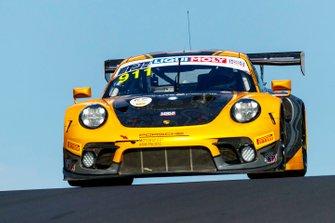 #911 Absolute Racing Porsche GT3 R: Mathieu Jaminet, Patrick Pilet, Matt Campbell