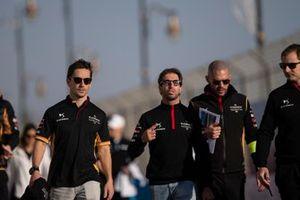 Filipe Albuquerque, Novato piloto de pruebas para DS Techeetah, Antonio Felix da Costa, DS Techeetah