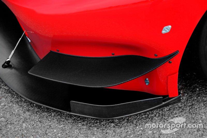 Ferrari 488 GT3 2020, dettaglio