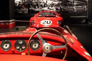 Mostra Le Mans, Museo