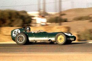 Graham Hill, Lotus 16