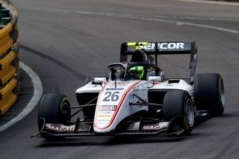 David Schumacher, Sauber Junior Team by Charouz