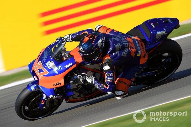 #27 Iker Lecuona, Red Bull KTM Tech 3