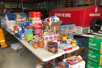 Donazioni di cibo