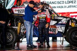 #400 South Racing - Can Am: Francisco Lopez Contardo