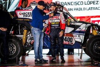 Франсиско Лопес Контардо, South Racing Can-Am, Can-Am Maverick (№400)