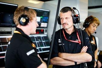 Guenther Steiner, Teambaas, Haas F1 Team