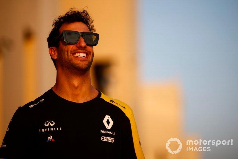 #15 Daniel Ricciardo, F1