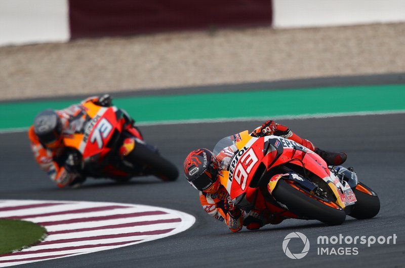 Marc and Alex Marquez, Repsol Honda Team