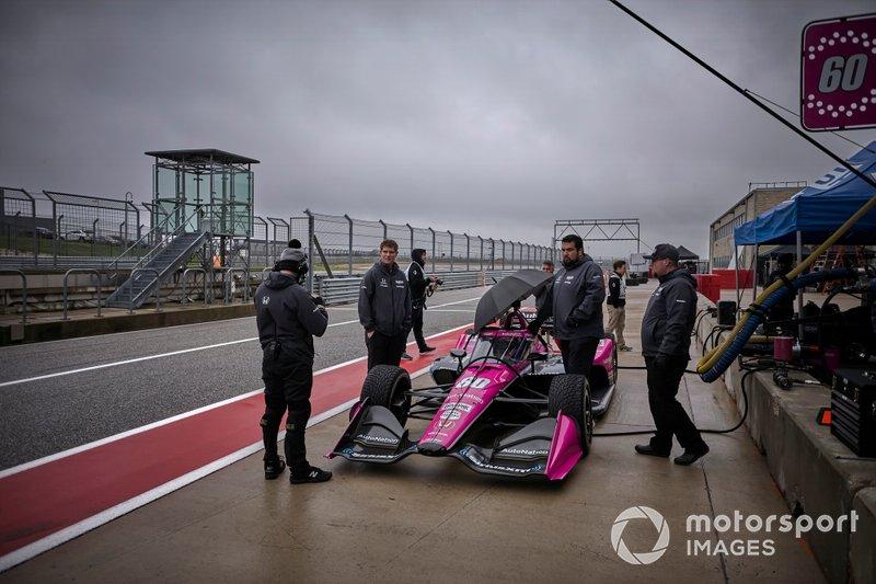 Джек Харви, Meyer Shank Racing Honda
