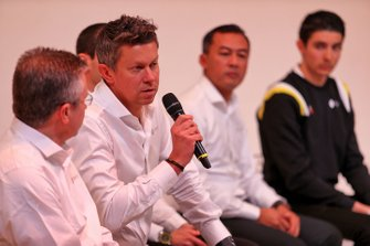 Marcin Budkowski, Renault F1 Team Executive Director