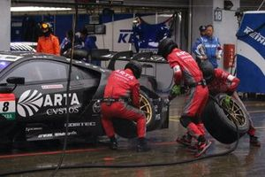 Takuya Izawa, Tomoki Nojiri, Team ARTA, Honda NSX-GT