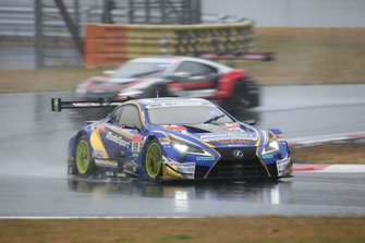 Yuji Kunimoto, Lexus Team Bandoh Lexus LC500