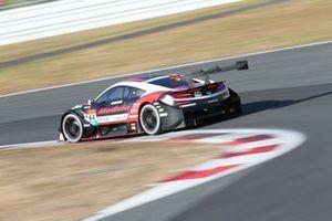 Тадасуке Макино, Nakajima Racing Honda NSX-GT