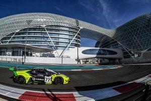 77 Barwell Motorsport Lamborghini Huracán GT3 Evo: Adrian Amstutz, Miguel Amos, Jordan Witt, Patrick Kujala