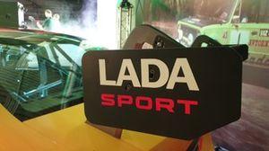 Эпизоды презентации Lada Sport