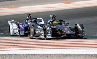 Oliver Rowland, Nissan e.Dams, Nissan IMO2 Maximilian Gunther, BMW I Andretti Motorsports, BMW iFE.20