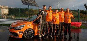 Tomáš Pekař, Renault Clio IV Cup