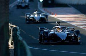 Stoffel Vandoorne, Mercedes Benz EQ Formula, EQ Silver Arrow 01 exits the pit lane