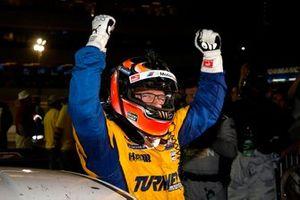 GTD Winner #96 Turner Motorsport BMW M6 GT3: Bill Auberlen