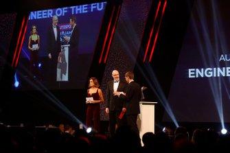 Presentación del Premio Williams al Ingeniero del Futuro