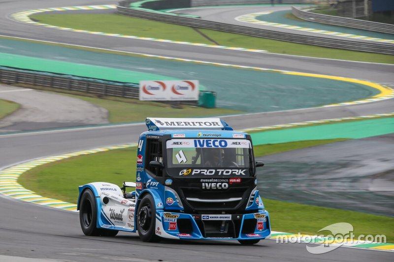 3º Felipe Giaffone, 118 pontos