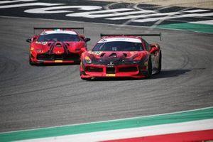 #379 Ferrari 488 Challenge, Ferrari of Long Island: Elleen Bildman