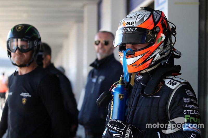 Kikko Galbiati, Imperiale Racing