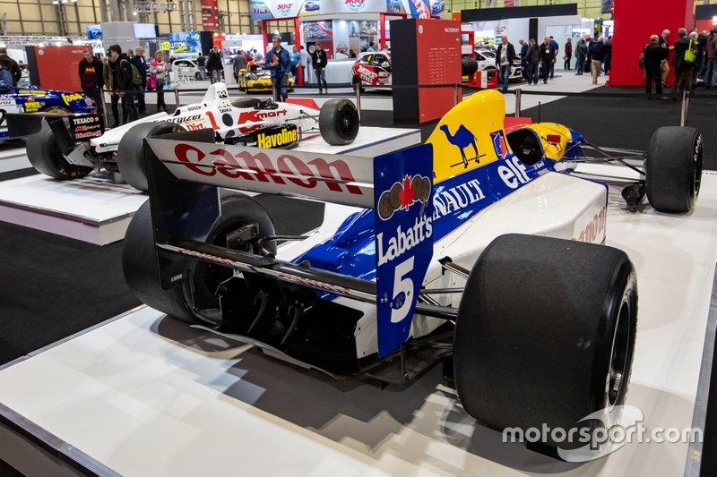 Un Williams F1