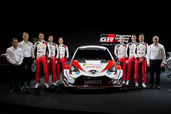 Line Up Toyota Gazoo Racing