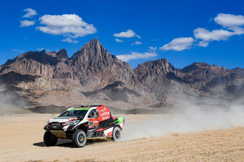 #309 Overdrive Toyota: Yazeed Al Rajhi, Konstantin Zhiltsov