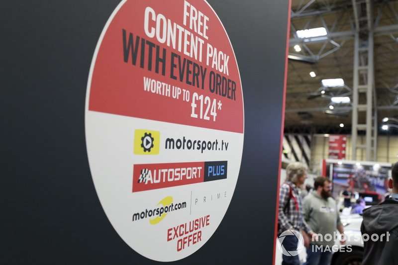 Motorsport Network branding