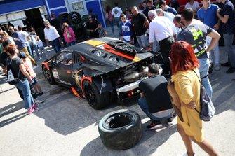 #163 Huracan Super Trofeo Evo, Change Racing: McKay Snow