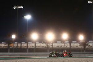 Jonathan Rea, Kawasaki Racing Team, Alvaro Bautista, Aruba.it Racing-Ducati Team
